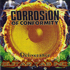 Corrosion Of Conformity Guitar & Bass Tab DELIVERANCE Lessons on Down COC