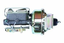 "1960-66 Ford Falcon 7"" Power Brake Booster Ford disc/disc master cylinder 5H473"