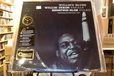 Willie Dixon Memphis Slim Willie's Blues LP new 200gm vinyl Analogue Productions