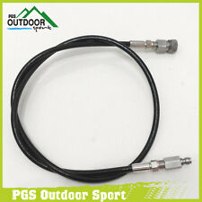 """New Paintball Airsoft Air Gun PCP 37"""" In-Flight Refueling Remote Fill Hose"""