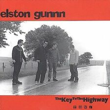CD Key to the Highway - Elston Gunnn NEW