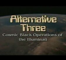 Alternative 3 Illuminati Dvd New World Order Ufo Alien Mars Secret Space Nwo