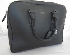 HUGO BOSS BUSINESS BAG MALTON BLACK RRP£430 NEW
