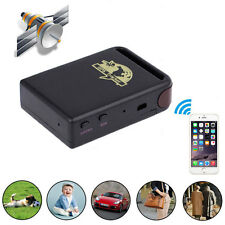 Mini Global Locator Real Time Car Kids Pet Tracker GSM/GPRS/GPS Tracking Device