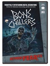 Bone Chillers DVD Halloween Special FX AtmosfearFX Projector Undead Skeletons