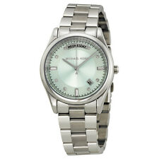 MK6068 Michael Kors Women's Collete Stainless Steel Bracelet Watch 34mm