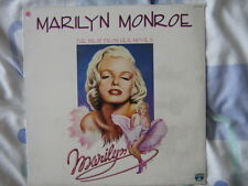 MARILYN MONROE 33 TOURS ITALIE THE BEST FROM HER MOVIES