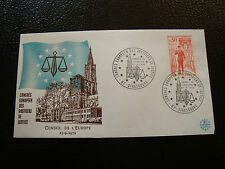 FRANCE - enveloppe 23/9/1972 (congres europ greffiers justice)(cy19) french