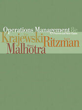 Operations Management Processes and Value Chains-ExLibrary
