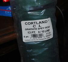 Spey fly fishing graphite rod Cortland CL #9/10 13', 5 piece, fly rod NEW