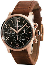101565 | MONTBLANC TIMEWALKER CHRONOGRAPH | AUTHENTIC & BRAND NEW MENS WATCH