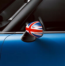 Union Jack Uk Flag Checkered Mirror Caps Covers For 2014 Mini Cooper F55 F56