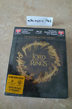 The Lord of the Rings Trilogy, Future Shop Exclusive Steelbook
