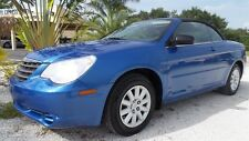 Chrysler : Sebring LX Convertible 2-Door