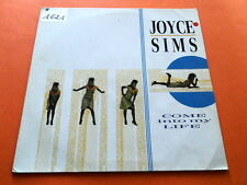 Joyce Sims - Come into my life  - LP 1987