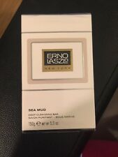 Erno Laszlo Sea Mud Deep Cleansing Bar Soap 5.3oz /150g Larger Size New Sealed