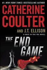 A Brit in the FBI: The End Game Bk. 3 by J. T. Ellison and Catherine Coulter...