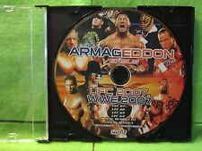 Armageddon versus UFC 2007, WWE 2007 Royal Rumble Live in Manila Dec. to Dismemb