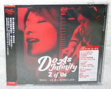 J-POP Do As Infinity 2 of Us RED 14 Re:SINGLES Taiwan CD+DVD (DAI)