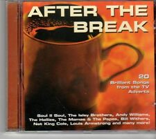 (EV394) After The Break, 20 tracks various artists - 1997 CD