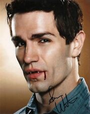 SAM WITWER.. Being Human's Vampire: Aidan - SIGNED