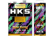 HKS SUPER RACING ENGINE OIL 5L 10W35 FULL SYNTHETIC NISSAN SILVIA S14 S15 SR20