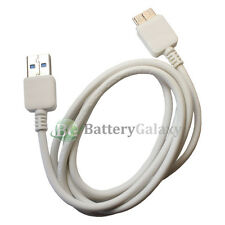 50x White USB 3.0 Charging Cord Data Sync Cable for Samsung Galaxy S5 SV Note 3