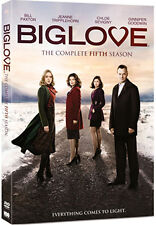 BIG LOVE - SEASON 5 - DVD - REGION 2 UK