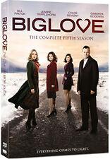 BIG LOVE - SEASON 5 - DVD - REGION 2 UK