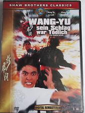 Wang Yu - The Chinese Boxer - Sein Schlag war tödlich - Karate, Mordbande, Blut