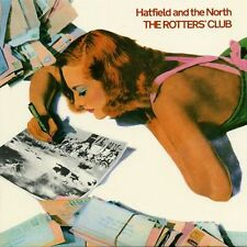 HATFIELD AND THE NORTH - THE ROTTER'S CLUB - CD SIGILLATO ESOTERIC 2009