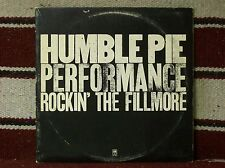 HUMBLE PIE - PERFORMANCE ROCKIN' THE FILLMORE (SP3506) Great 2rec.set in Stereo!