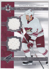 2006 06-07 Ultimate Collection Debut Threads Jerseys #DJKY Keith Yandle 43/150