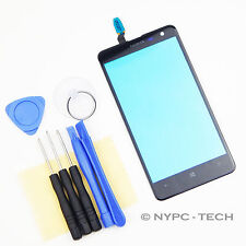 For Nokia Lumia 625 Digitizer Touch Screen Glass Replacement Parts + Tools +Tape