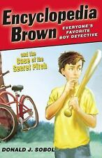 Encyclopedia Brown and the Case of the Secret Pitch, Sobol, Donald J., Acceptabl