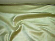 "~4 7/8 YDS~""ECRU"" OPULENCE VELVET~ BRUSHED VELVET UPHOLSTERY FABRIC FOR LESS~"