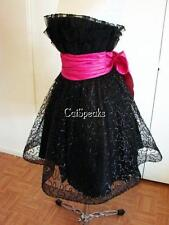 NWT BETSEY JOHNSON EVENING COTILLION DRESS FROM RETAIL STORE 8