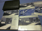 2007 ACURA MDX OWNERS MANUAL SET W/ NAVIGATION & CASE