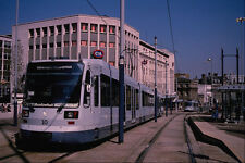 542088 DUWAG Allemagne construit super tram Sheffield UK A4 papier photo