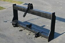 Bobcat Skid Steer Attachment 3 Point Hitch Adapter Tractor - Shipping Cost $149