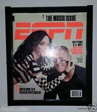 Magazine Display Frame Case Black Shadow Box ESPN Rolling Stone BH03-BL