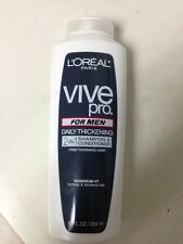 L'Oreal Paris Vive Pro 2 in 1 for Men Daily Thickening Shampoo with Conditioner