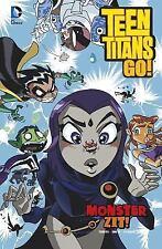 Monster Zit! (Teen Titans GO!) by Torres, J., Stucker, Larry, Age, Heroic