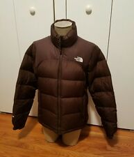 women's size medium The North Face 700 down winter jacket coat brown