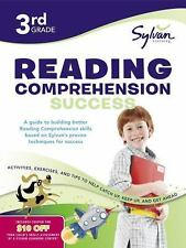 Reading Comprehension Success by Sylvan Learning Staff (2009, Paperback,...