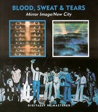 David Clayton-Thomas  Mirror Image/New City by Blood, Sweat & Tears CD