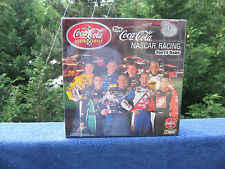 The Coca Cola Nascar Racing Board Game  2005 1st Edition~ New & Factory Sealed!
