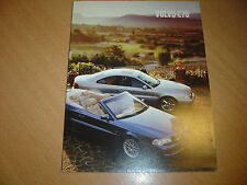CATALOGUE Volvo C70 de 2002