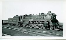 6E454 RP 1940s? CPR CANADIAN PACIFIC RAILROAD ENGINE #2447