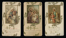 lotto santini-holy cards lot-lot images pieuses-konvolut heiligenbildichen 2420